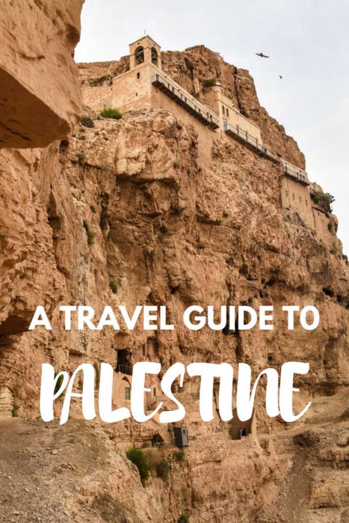 Visit palestine - 2-week travel itinerary