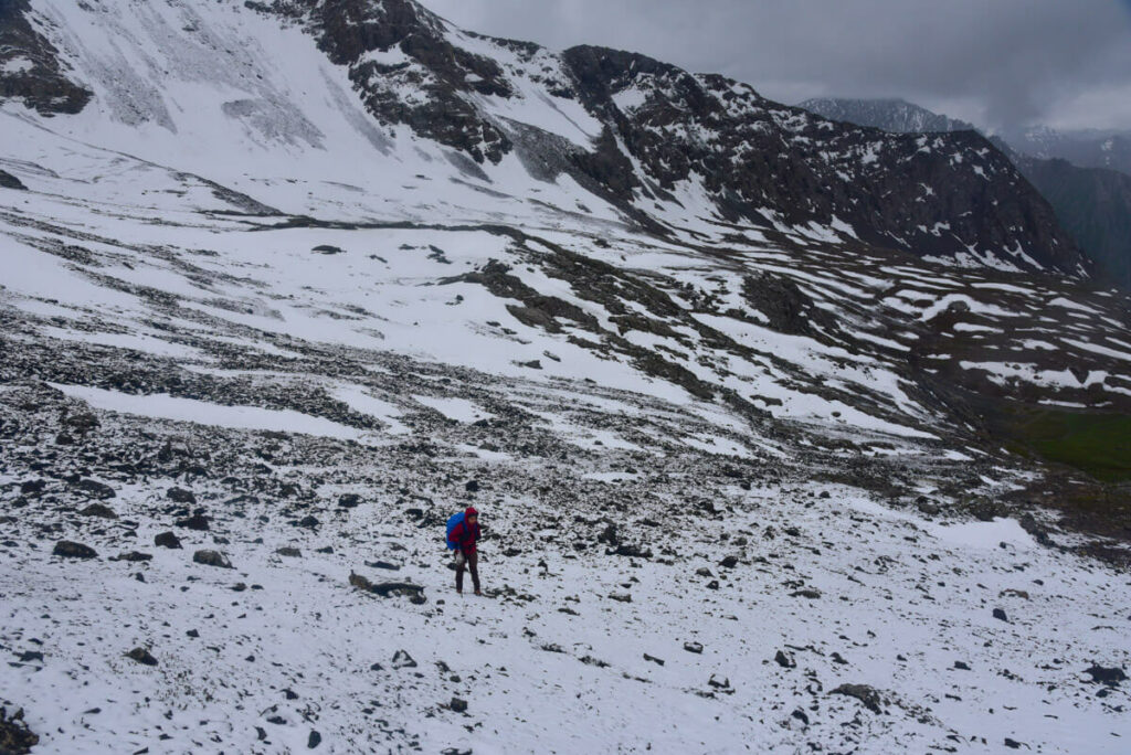 Archa Tor Pass, Karakol Valley