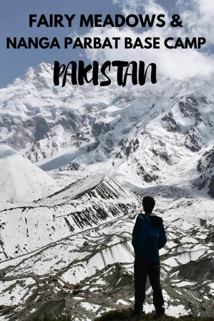 Nanga Parbat base camp