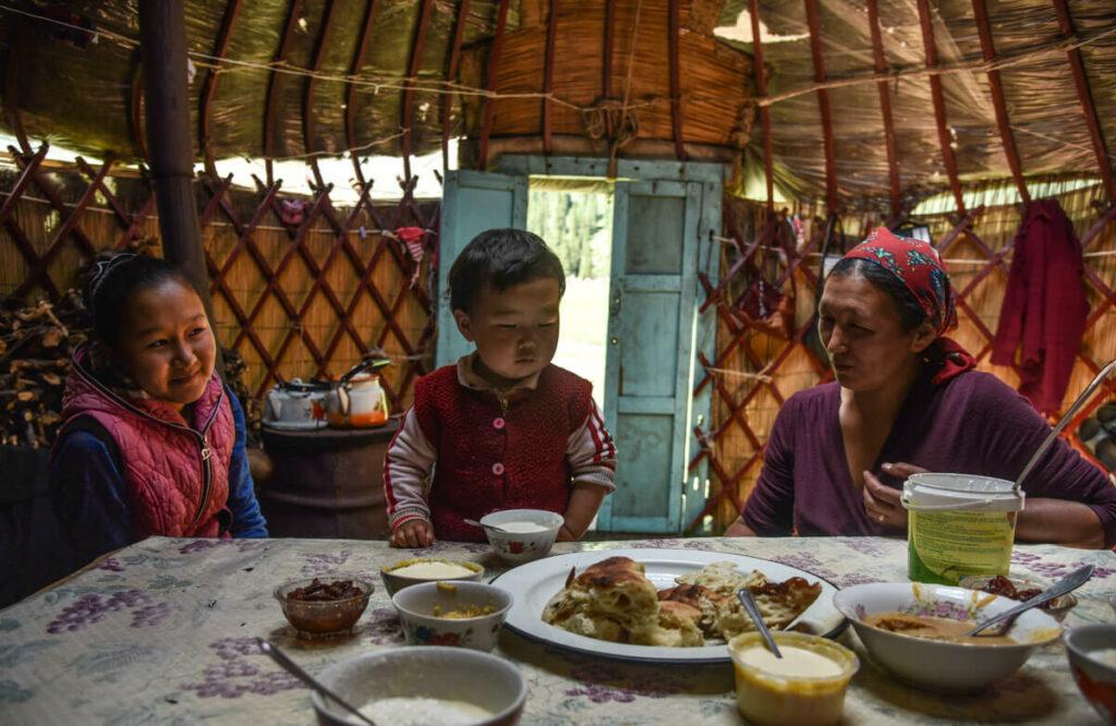 Nomads Kyrgyzstan