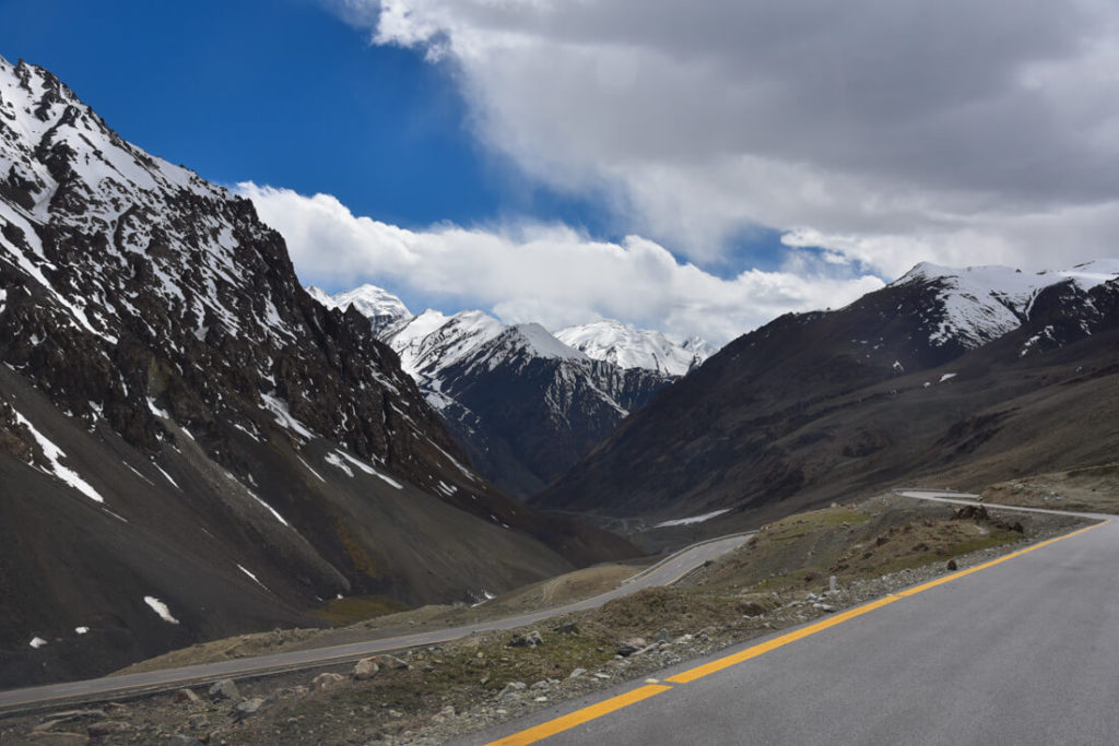 Khunjerab Pass Pakistan China