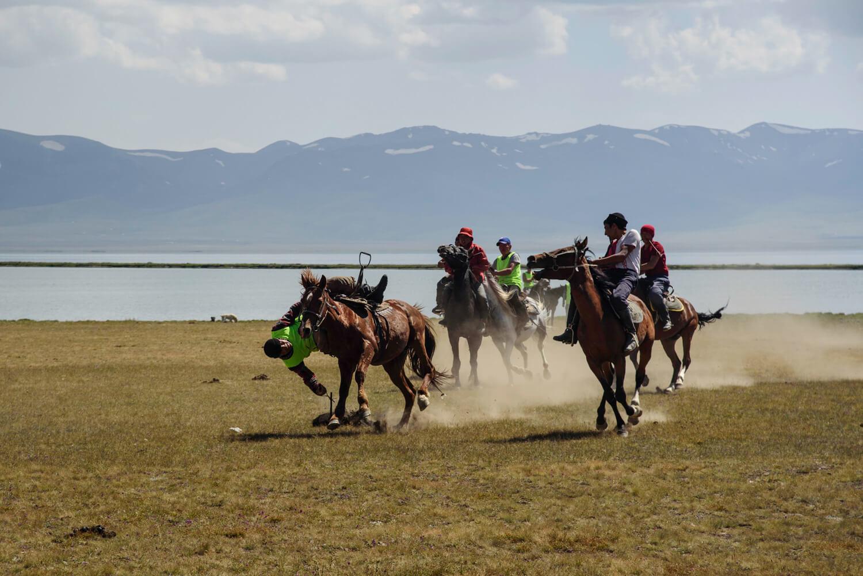 Ulak Tartysh, dead goat horse game