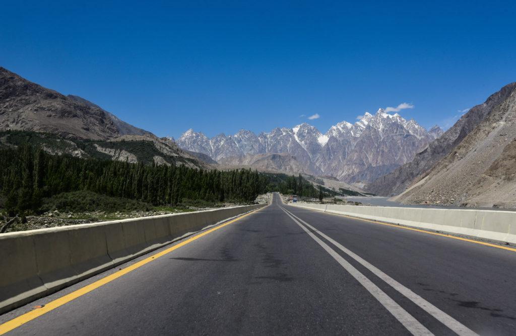 Karakoram Highway tourism