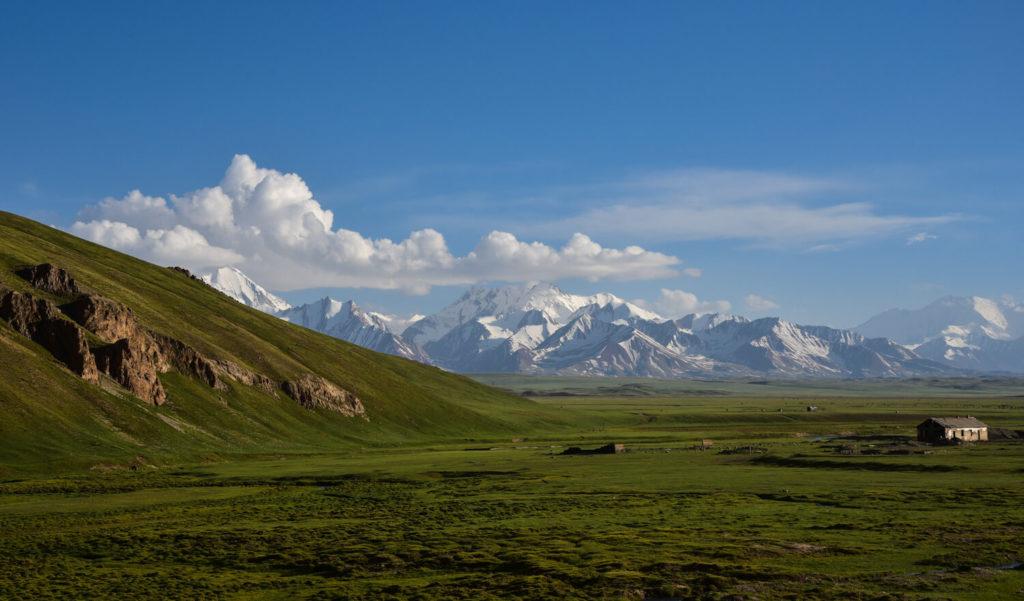 Alay Valley Kyrgyzstan