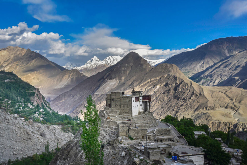 Baltit Fort, Karimabad