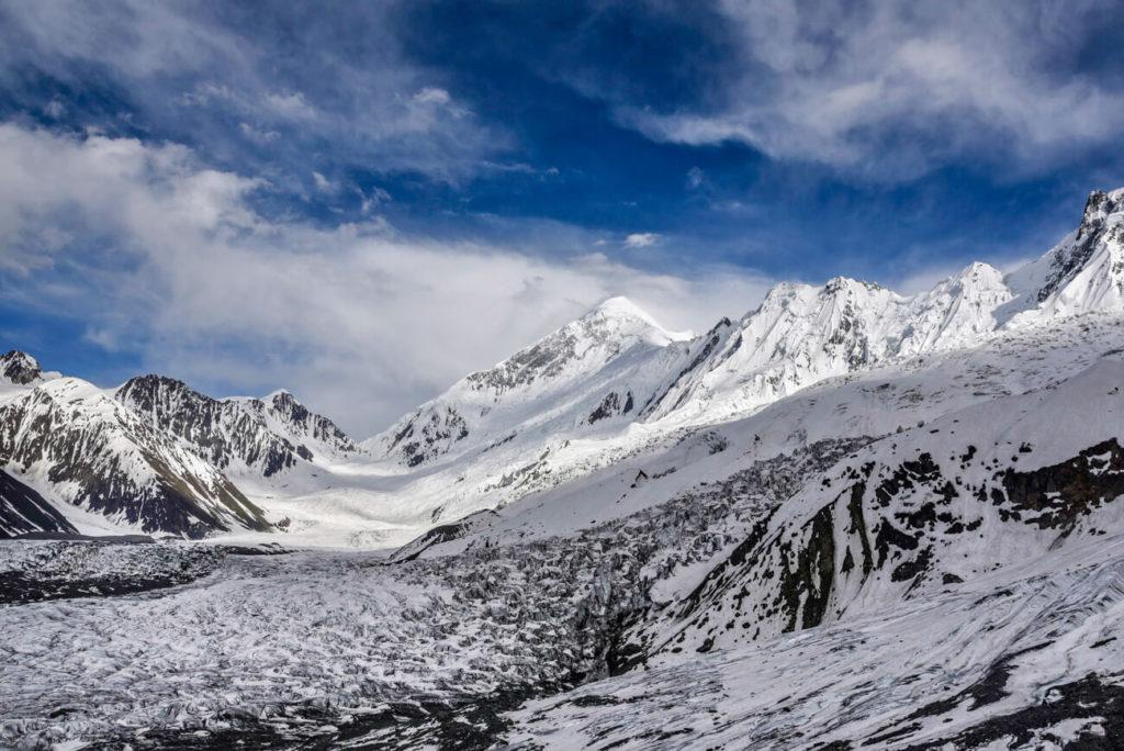 Diran peak & base camp