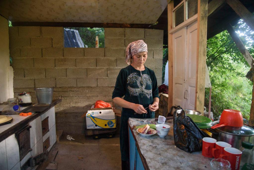 Kyrgyzstan homestay