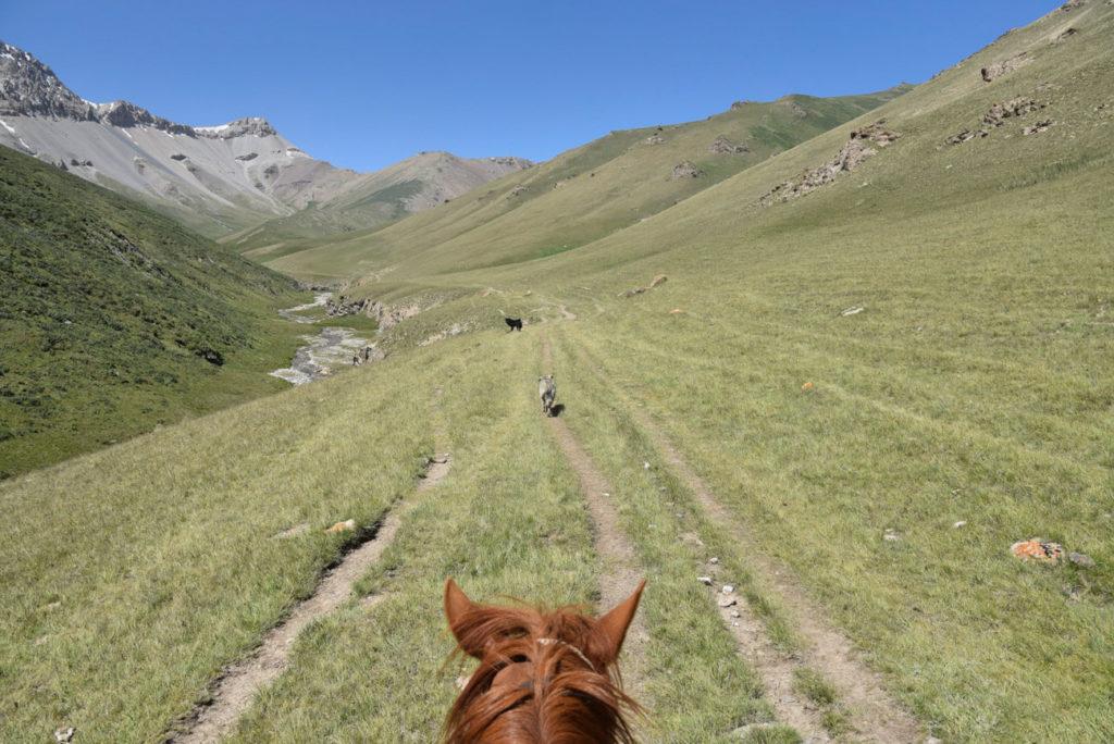 Kyrgyzstan trek
