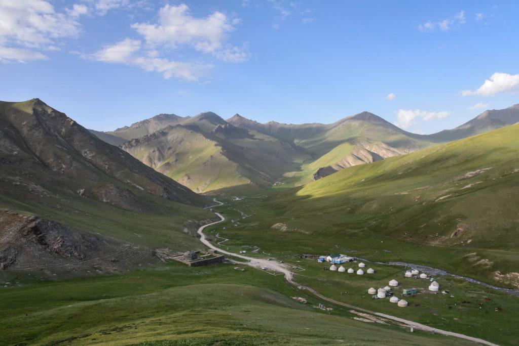 viaje kirguistan