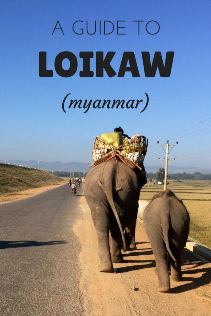 lokiaw myanmar