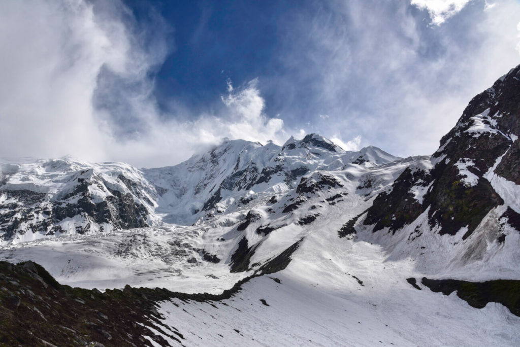 Rakaposhi mountain
