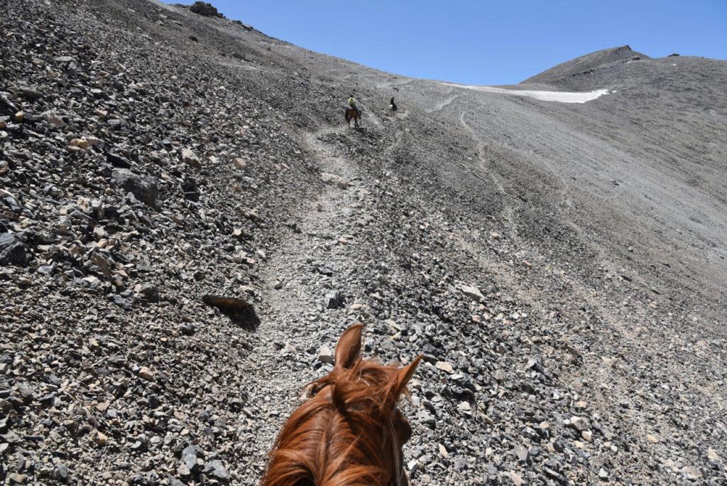 Montañas Kirguistán