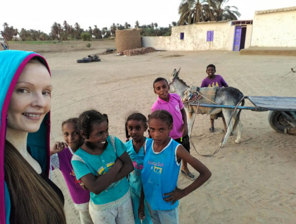solo female traveling sudan