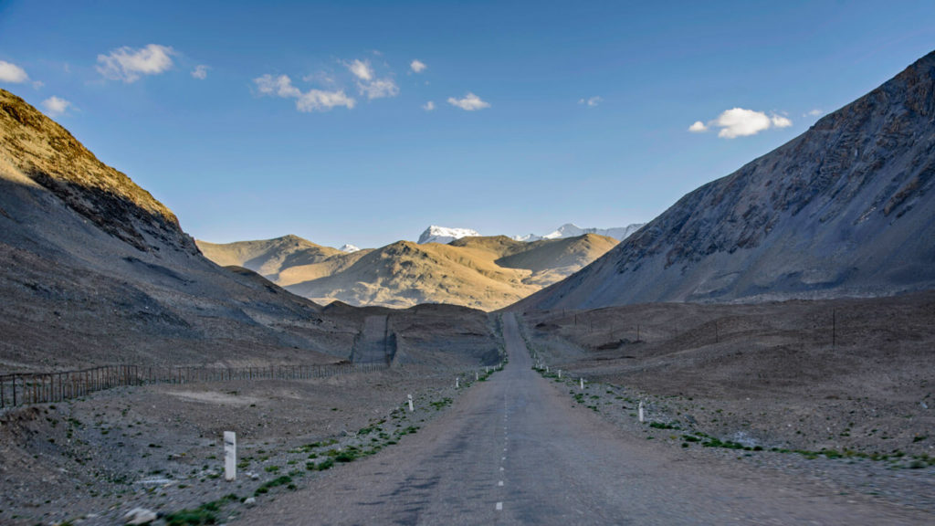 Pamir travel