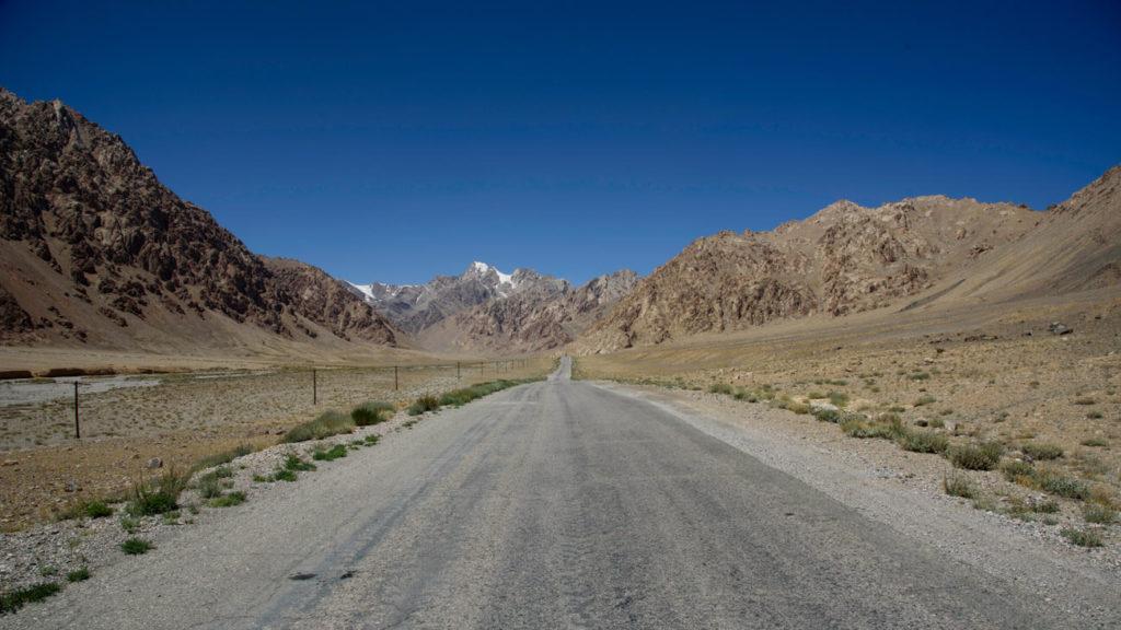Carretera del Pamir