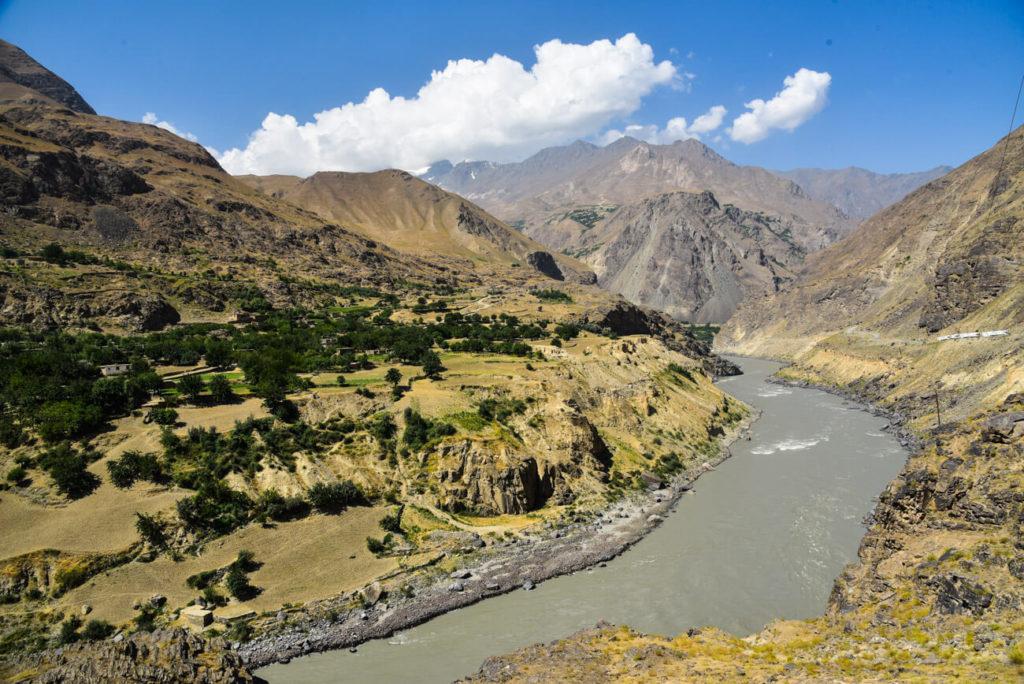 Panj river