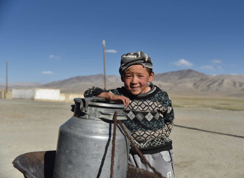 People Pamirs