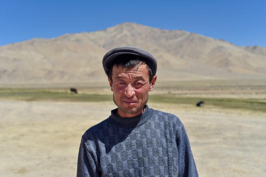 Gente Tayikistán