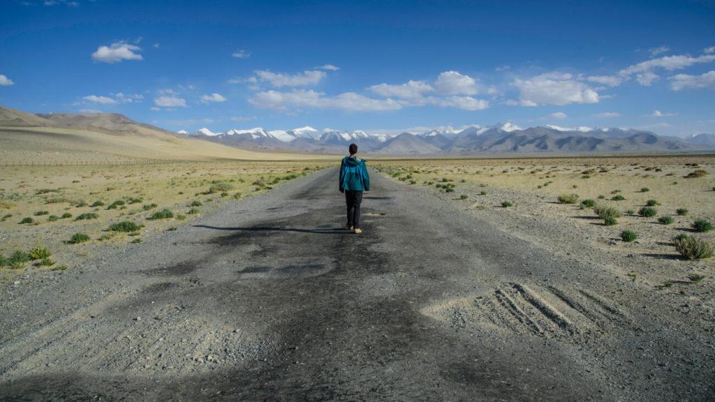 Pamir highway tajikistan