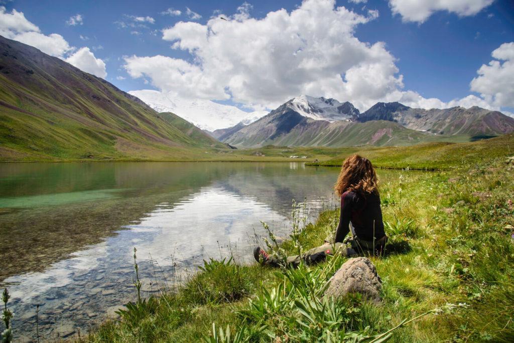 Tulpar Lake