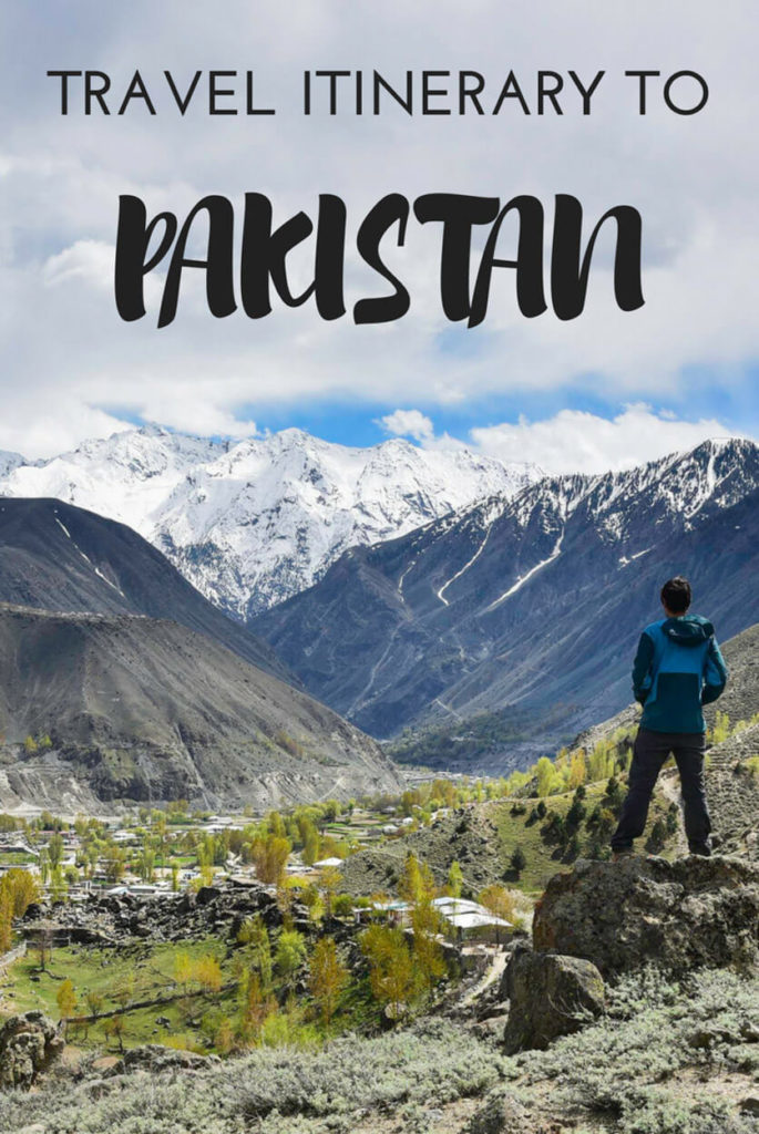 backpacking pakistan