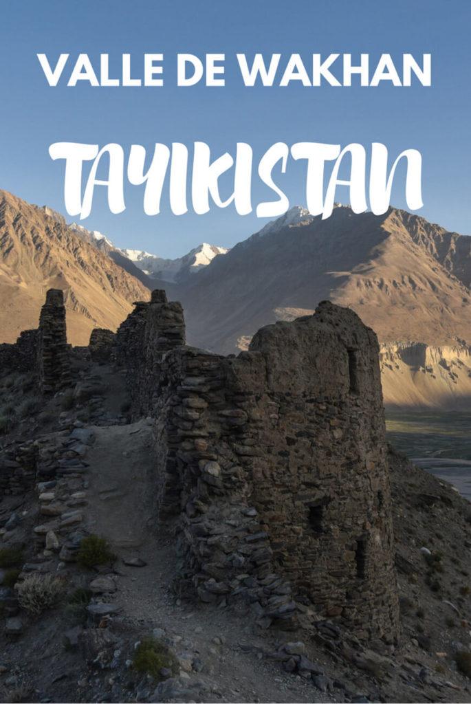 Guía valle de Wakhan Tayikistán