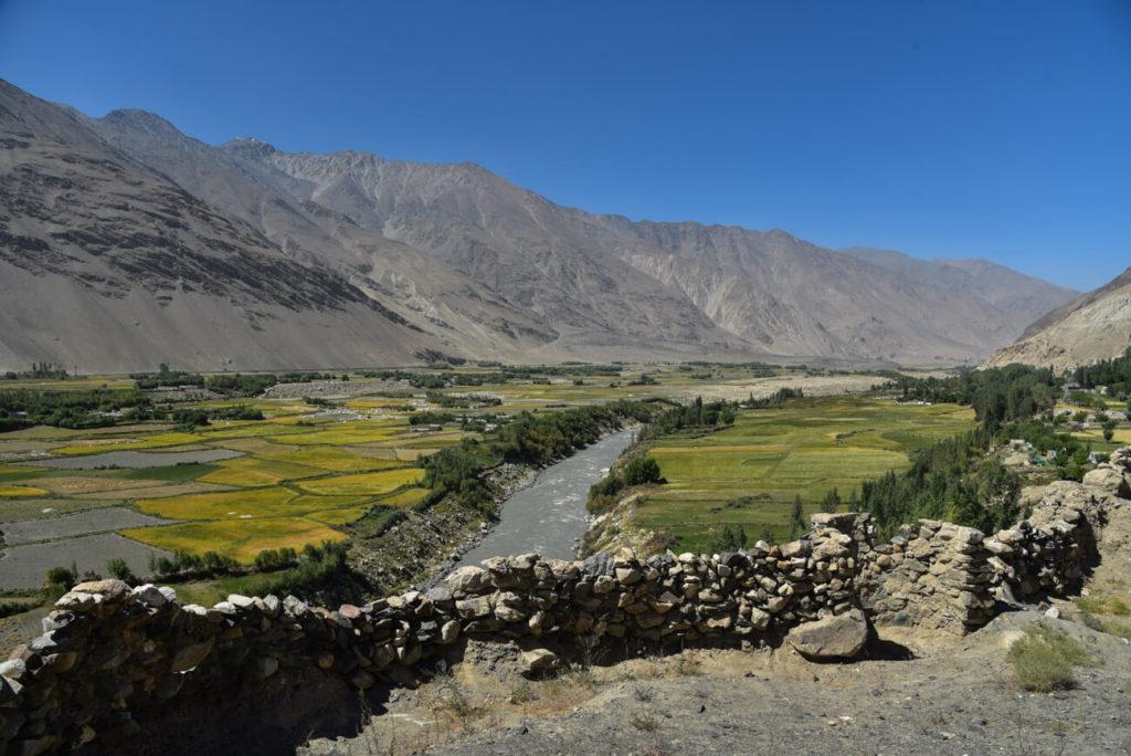 Fortaleza Kaakha Tayikistán