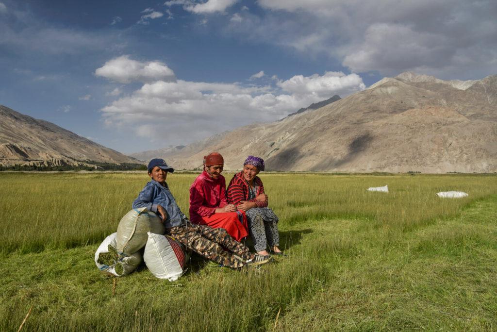gente valle de Wakhan, Tayikistán