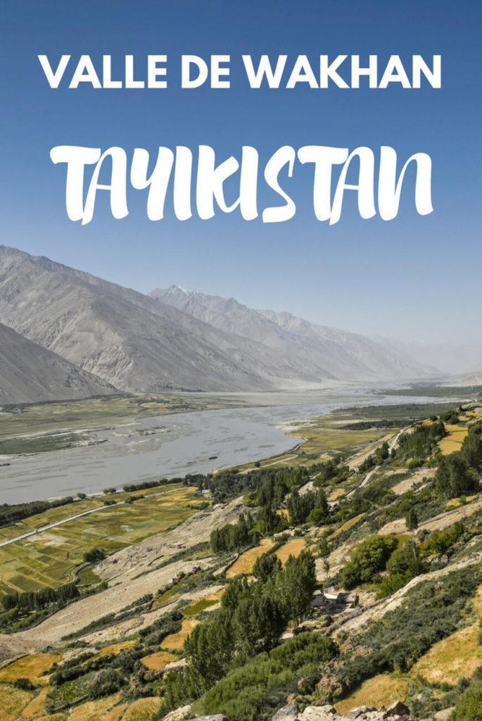 Valle de wakhan tayikistan