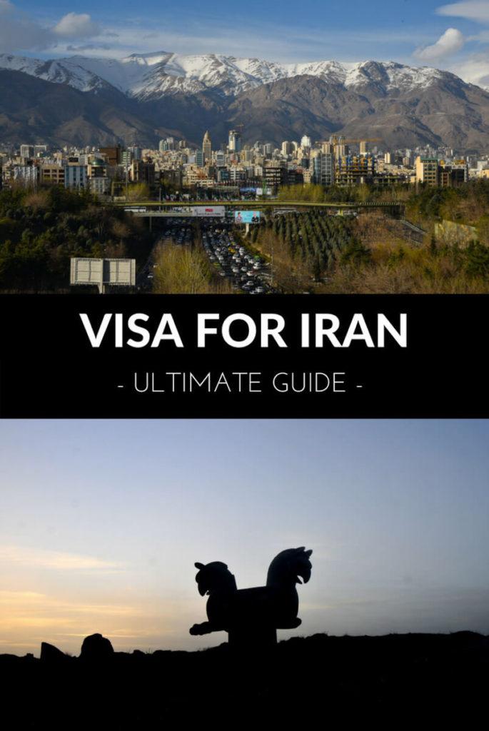 visa for Iran