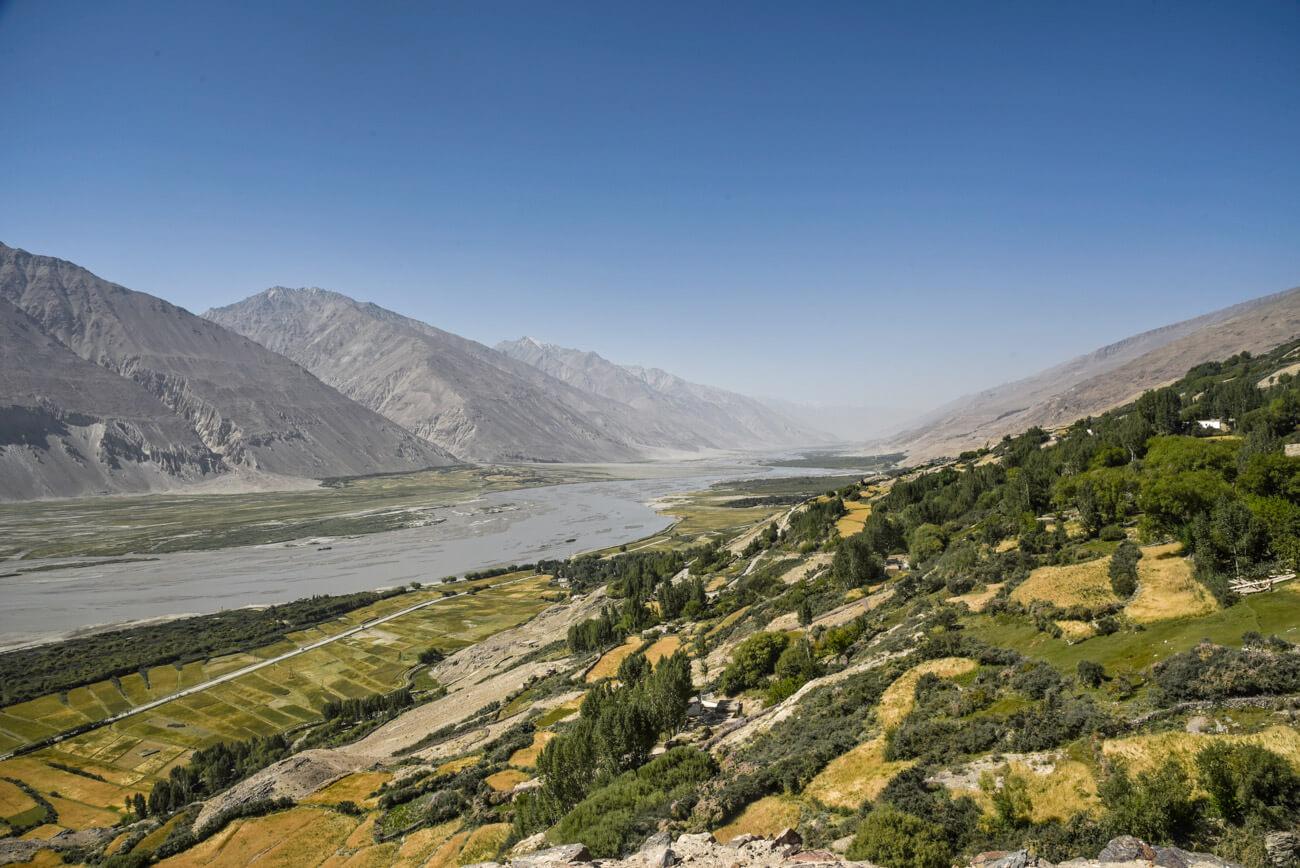 is travel to Tajikistan safe
