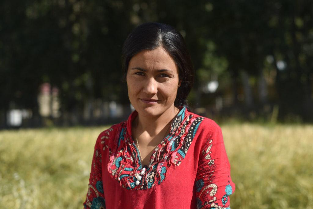 Wakhan women