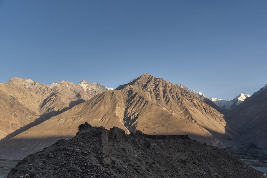 Yamchun fort