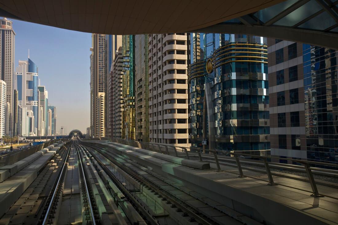 qué visitar en Dubai