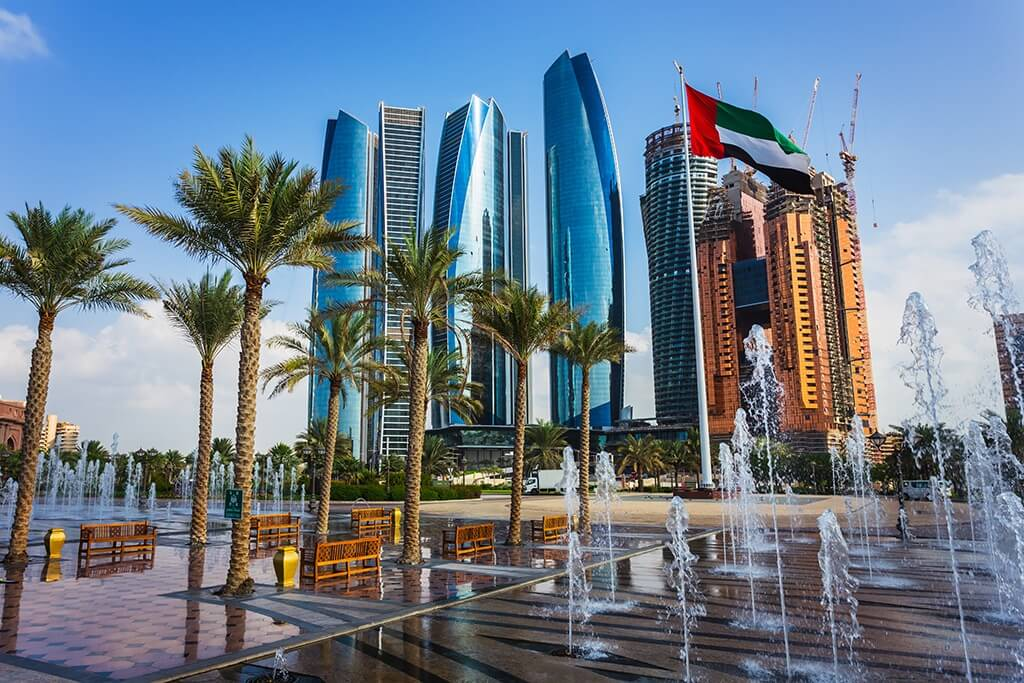 UAE itinerary
