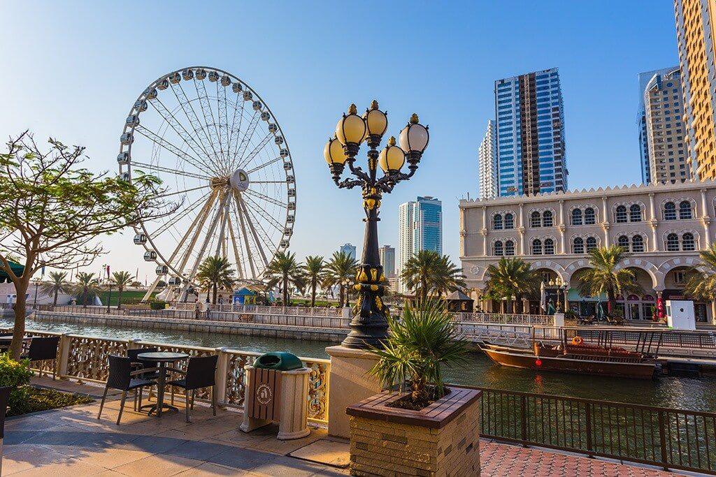 UAE itinerary