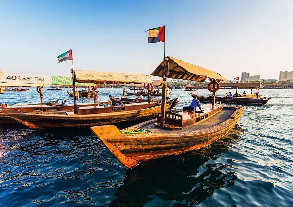 Dubai 4 nights 5 days itinerary