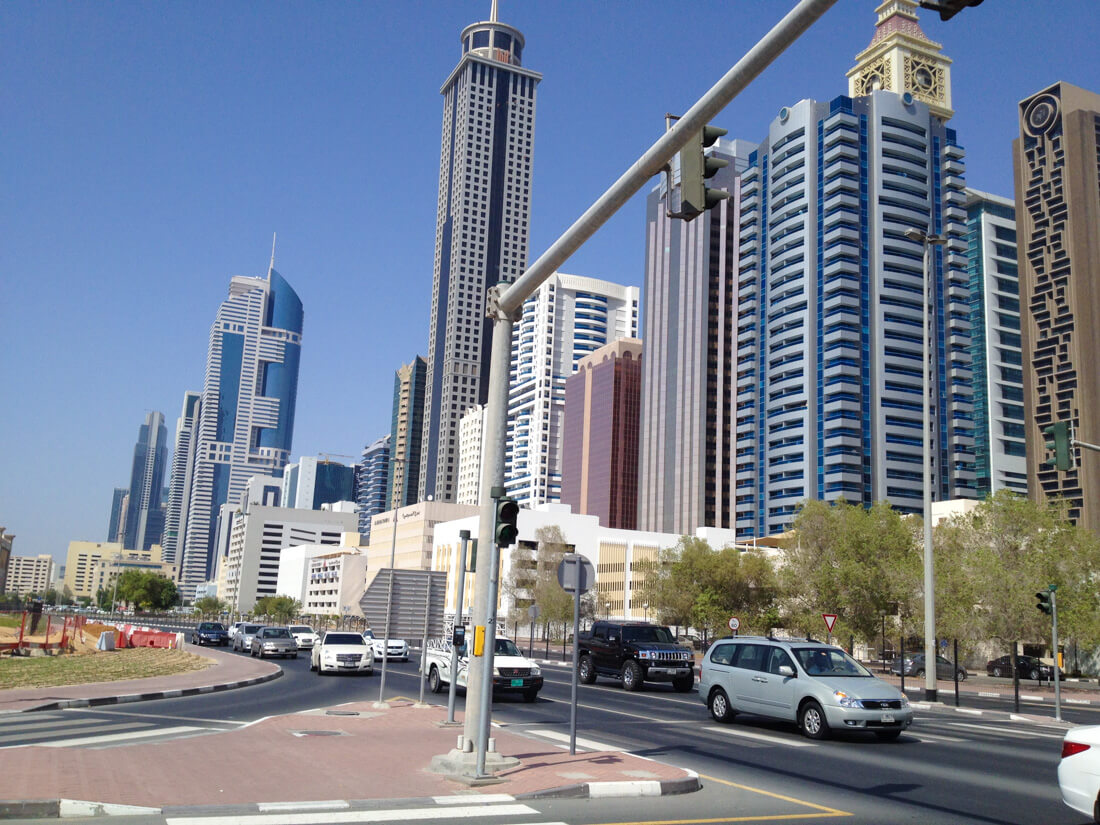 Dubai itinerary 4 days