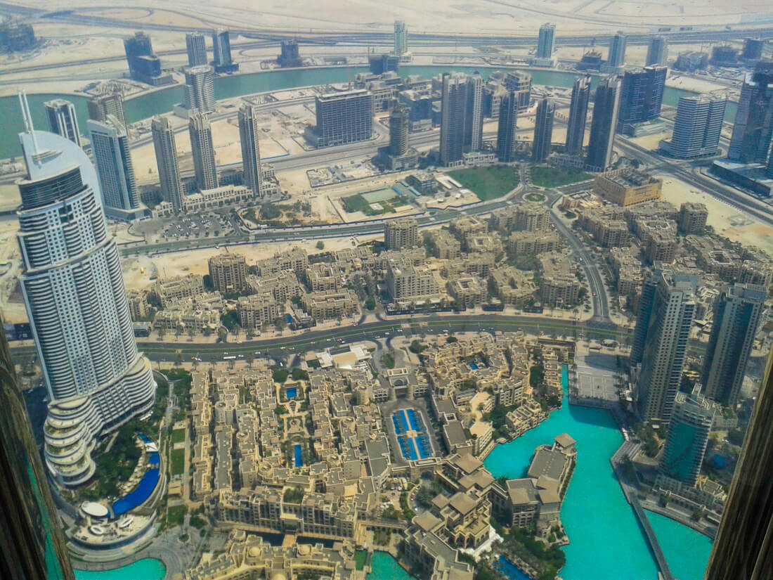 Dubai itinerary 7 days