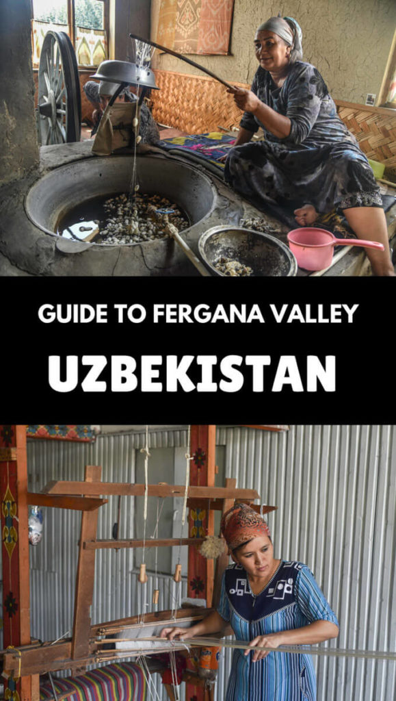 A guide to Fergana Valley