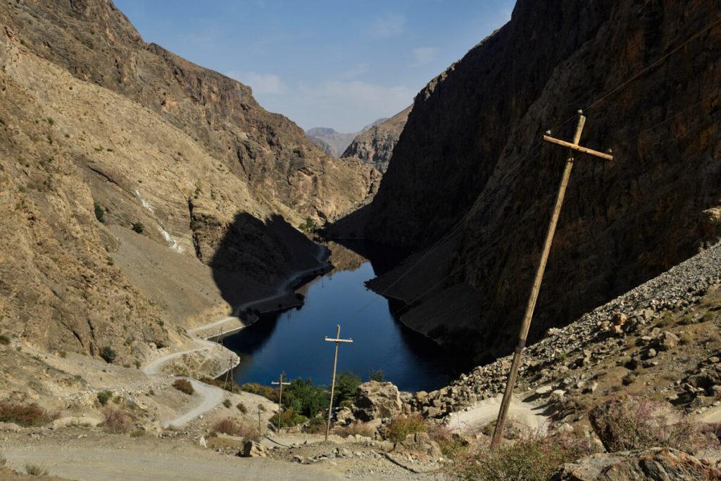 Seven lakes trek Fann mountains