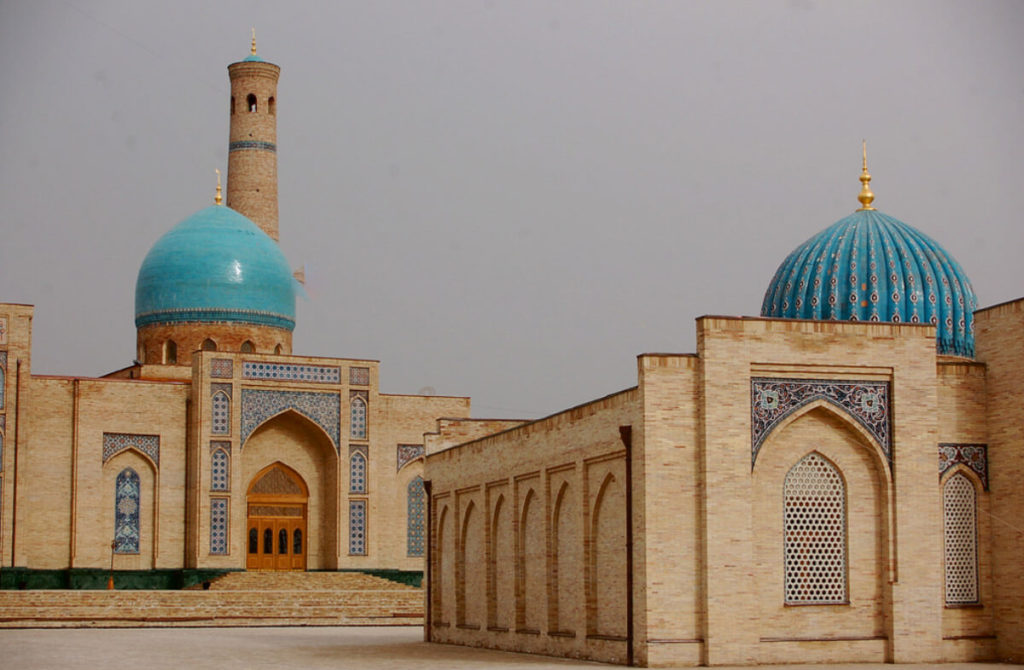 Places to see in Tashkent