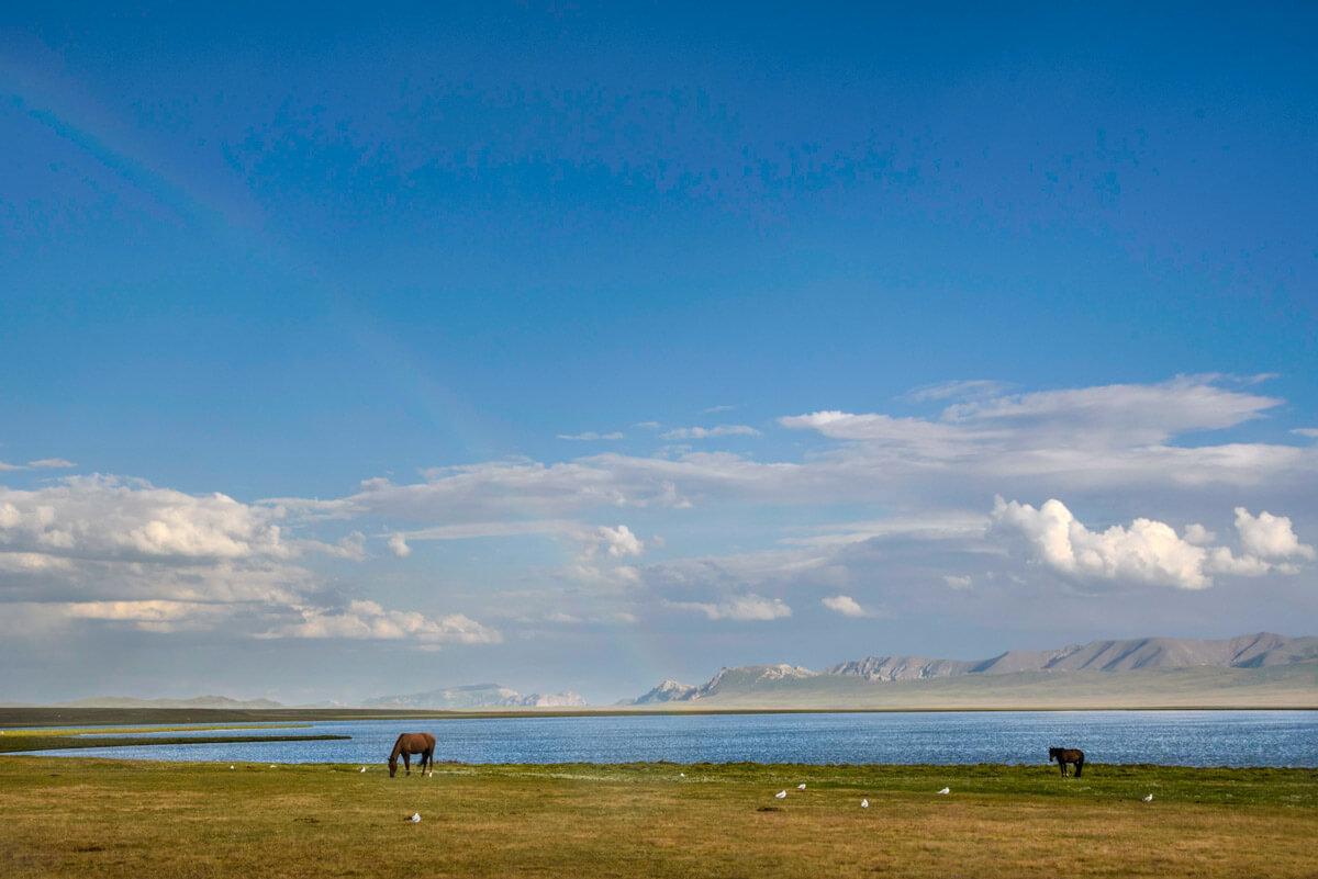 Lugares turísticos de Kirguistán