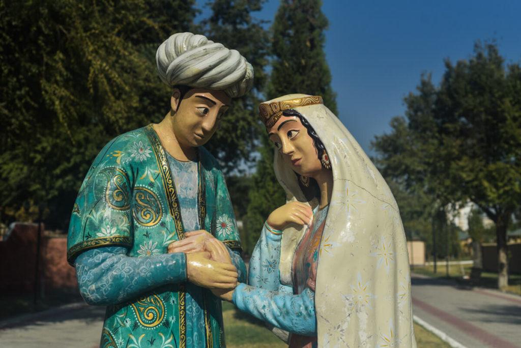 Tashkent travel