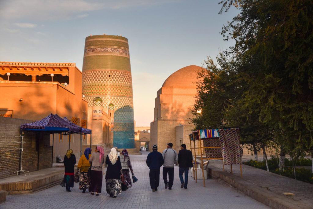 Blog Uzbekistán
