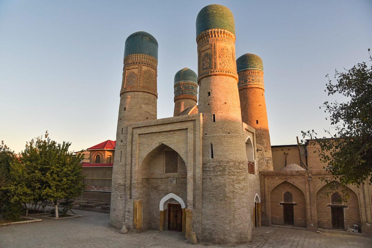 turismo Uzbekistan