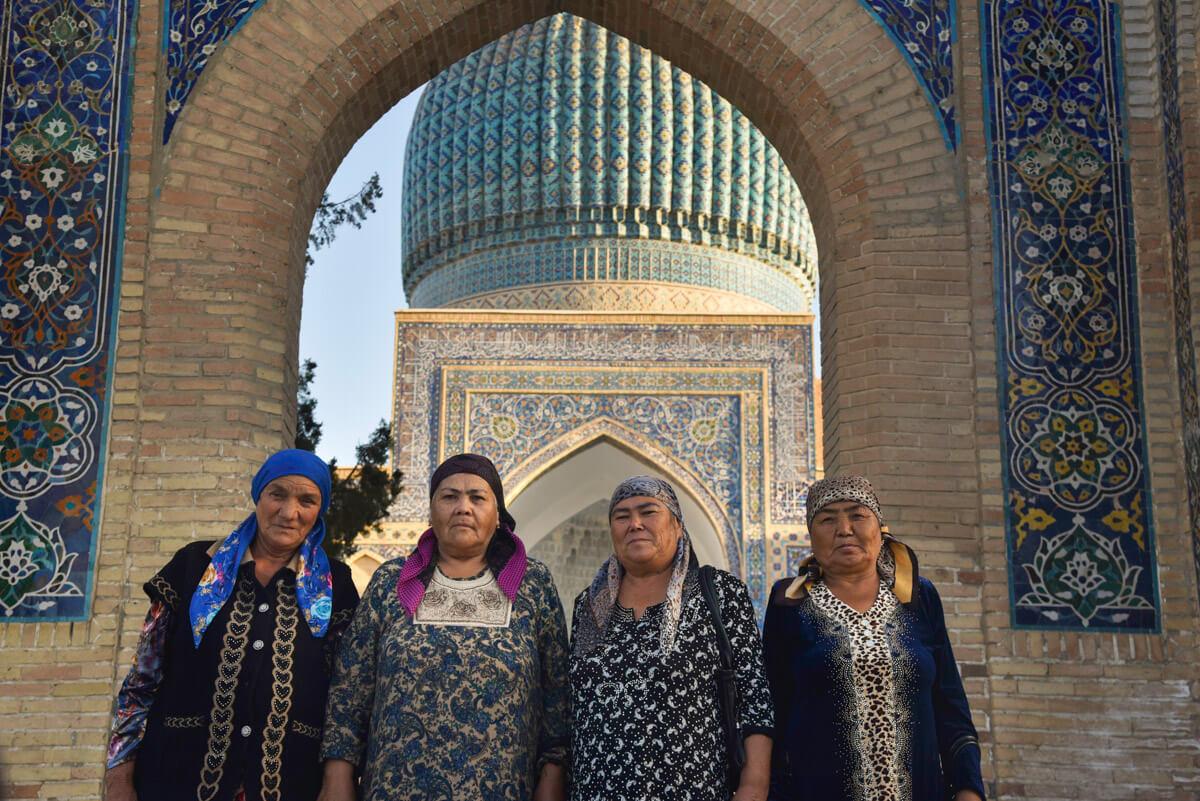 Ruta de la Seda Uzbekistan