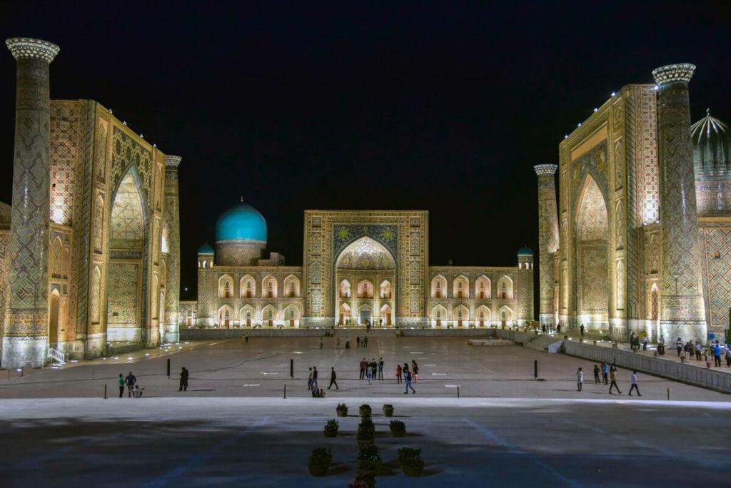 Guías de viaje Uzbekistán