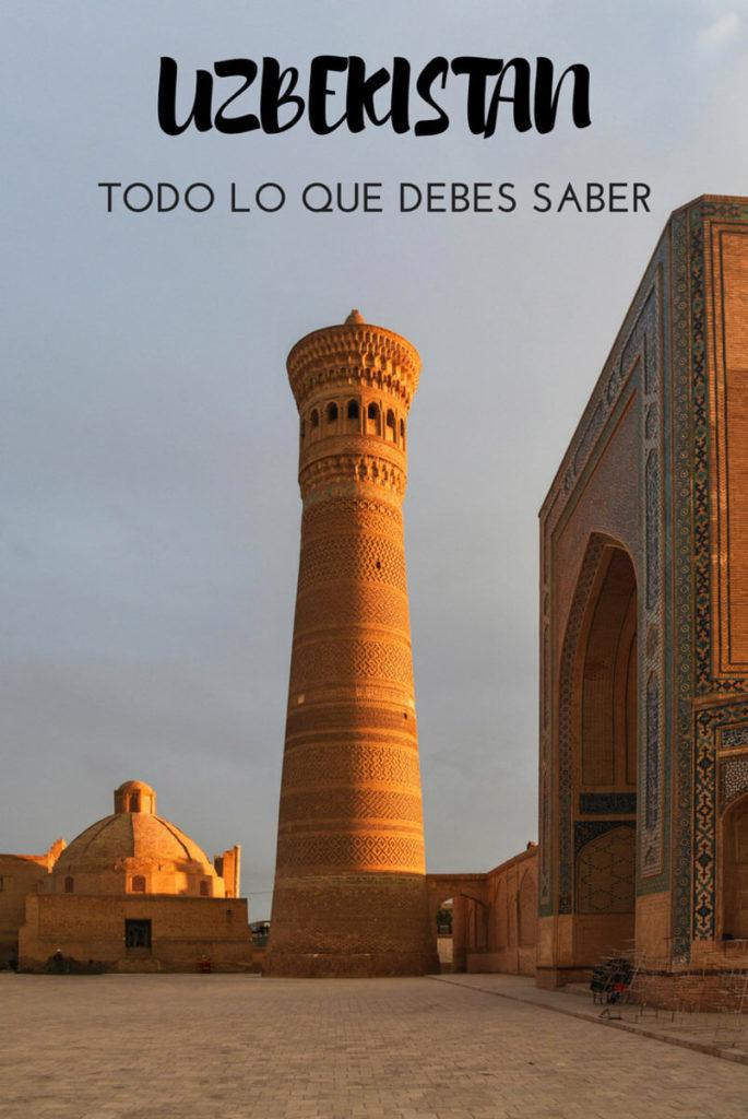 cb2bde1fe48 70 Consejos útiles para viajar a Uzbekistán en 2019 - Against the ...