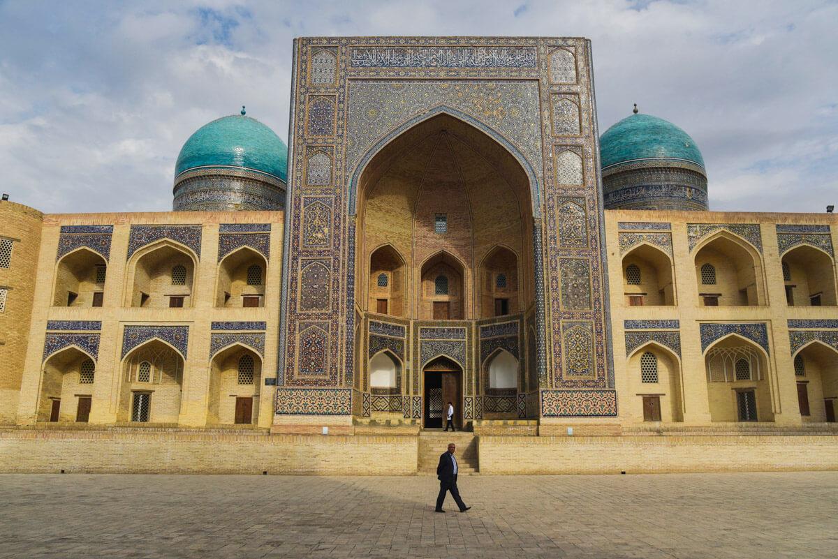 Uzbekistan turismo